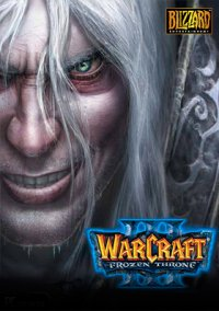 Warcraft 3: The Frozen Throne – фото обложки игры