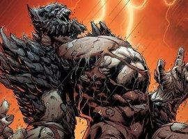 Художник показал ранний концепт Думсдэя для «Бэтмен против Супермена». Выглядит по-комиксному