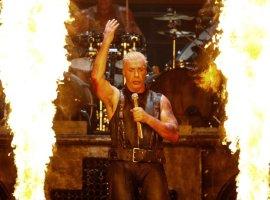 Концерт Rammstein в России: как это было. Старые хиты, вспышки огня и вопли фанатов