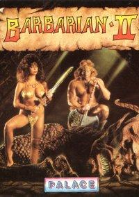 Barbarian 2: Dungeons of Drax – фото обложки игры