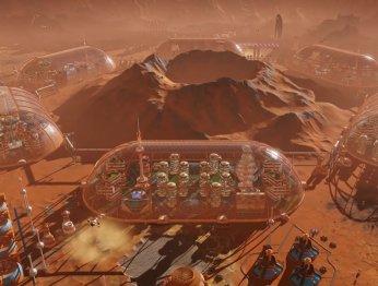 Surviving Mars. Релизный трейлер