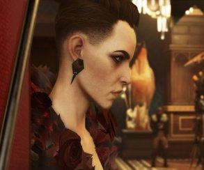 Чужой рассказывает омире игероях Dishonored 2 встильном ролике