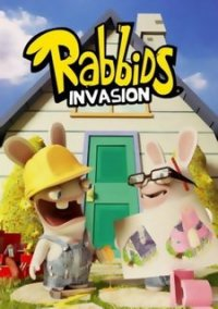 Rabbids Invasion – фото обложки игры