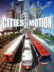 Cities in Motion – фото обложки игры