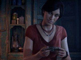 Uncharted: The Lost Legacy на презентации PlayStation на E3 2017