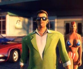 Как могбы выглядеть ремастер GTA: Vice City. Сыгралибы втакое?