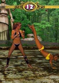 Bikini Karate Babes: Warriors of Elysia – фото обложки игры