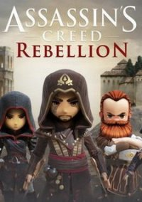 Assassin's Creed: Rebellion – фото обложки игры