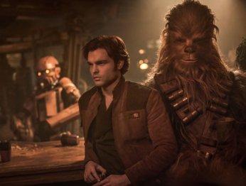 Рецензия на«Хана Соло: Звездные Войны. Истории»