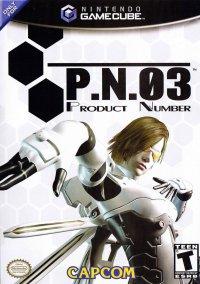 P.N.03 – фото обложки игры