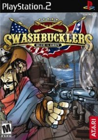 Swashbucklers: Blue vs. Grey – фото обложки игры