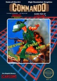 Commando – фото обложки игры
