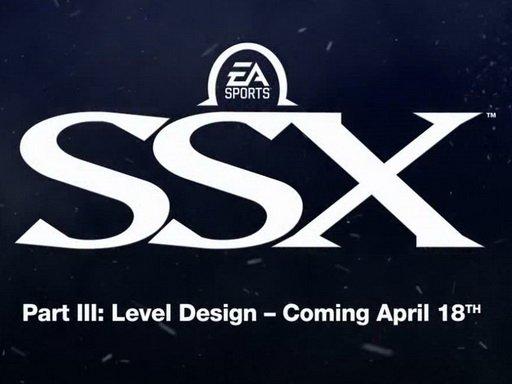 SSX: Deadly Descents. Дневники разработчиков