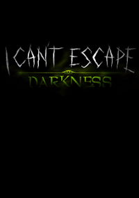 I Can't Escape: Darkness  – фото обложки игры