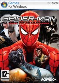 Spider-Man: Web of Shadows – фото обложки игры