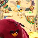 Скриншот Angry Birds Action! – Изображение 3