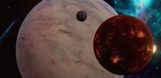 Galaxy in Turmoil. Анонсирующий трейлер