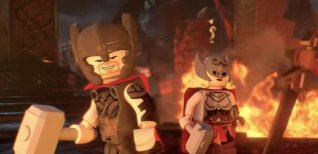 LEGO Marvel Super Heroes 2. Трейлер посвященный Thor