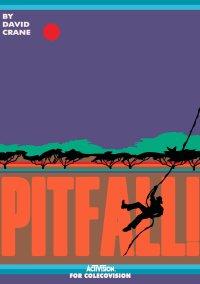 Pitfall! – фото обложки игры