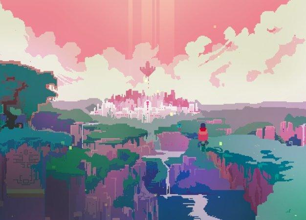 Шедевры в2D: вспоминаем самый красивый игровой пиксель-арт!