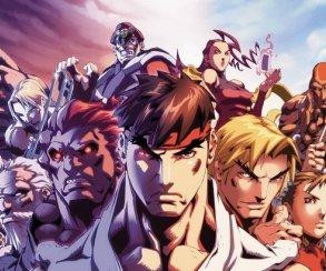 Компания Capcom занимается разработкой нового файтинга