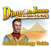Diamon Jones Amulet of the World