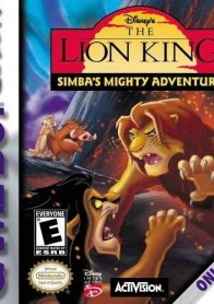 Lion King, The - Simba's Mighty Adventure