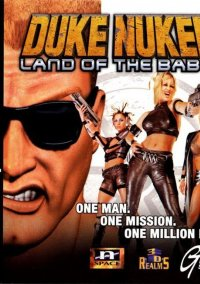 Duke Nukem: Land of the Babes – фото обложки игры