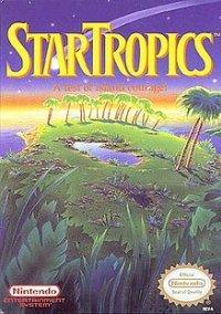 StarTropics – фото обложки игры