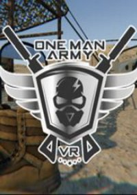 One Man Army VR – фото обложки игры