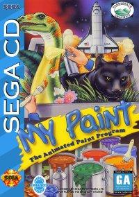 My Paint: The Animated Paint Program – фото обложки игры