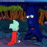 "Скриншот Pajama Sam in ""No Need to Hide When It's Dark Outside"" – Изображение 1"
