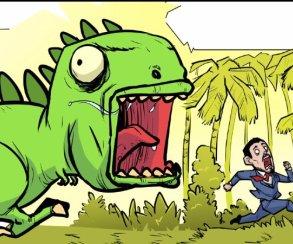 Дружкомикс: стоитли читать комикс Bubble оприключениях Сергея Дружко?