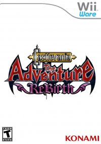Castlevania: The Adventure Rebirth – фото обложки игры