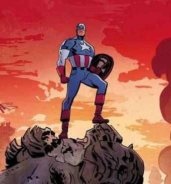 Почему Капитан Америка снова оказался заморожен во льду?