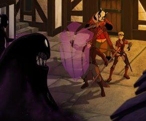 Тактическая RPG Grimshade достигла цели наKickstarter. Вот как вней будут проходить бои