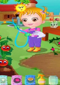Baby Learn to Plant – фото обложки игры