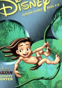 Disney's Tarzan Activity Center – фото обложки игры