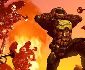 Обладатели Deluxe-издания Doom Eternal смогут поставить звуки оружия из старых частей
