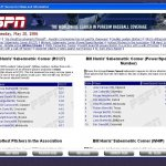 Скриншот PureSim Baseball 2005 – Изображение 1
