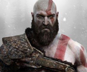 Вот это да! Кратос из God of War без бороды выглядит еще брутальнее