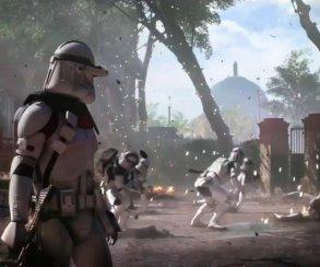 Новый мод для Star Wars Battlefront IIубирает лишние киношные эффекты иделает картинку чище