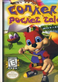 Conker's Pocket Tales – фото обложки игры