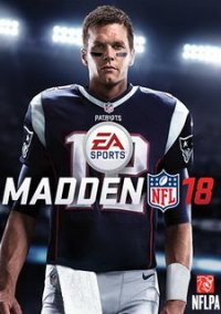 Madden NFL 18 – фото обложки игры