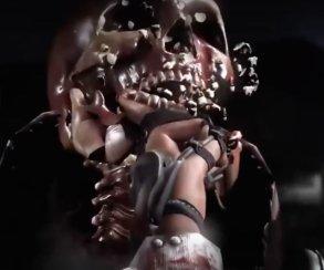 Гэнон сломал челюсть Марио в гибридном видео Smash Bros. и MK X