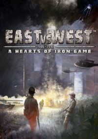 East vs. West: A Hearts of Iron Game – фото обложки игры