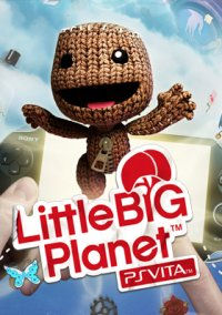 LittleBigPlanet PS Vita – фото обложки игры