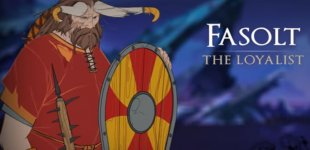The Banner Saga 3. Представление Fasolt