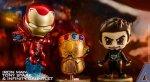 Фигурки пофильму «Мстители: Война Бесконечности»: Танос, Тор, Железный человек идругие герои. - Изображение 324