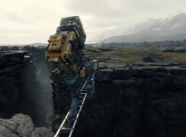 Как бы выглядела Death Stranding на PS1? Теперь мы можем это увидеть